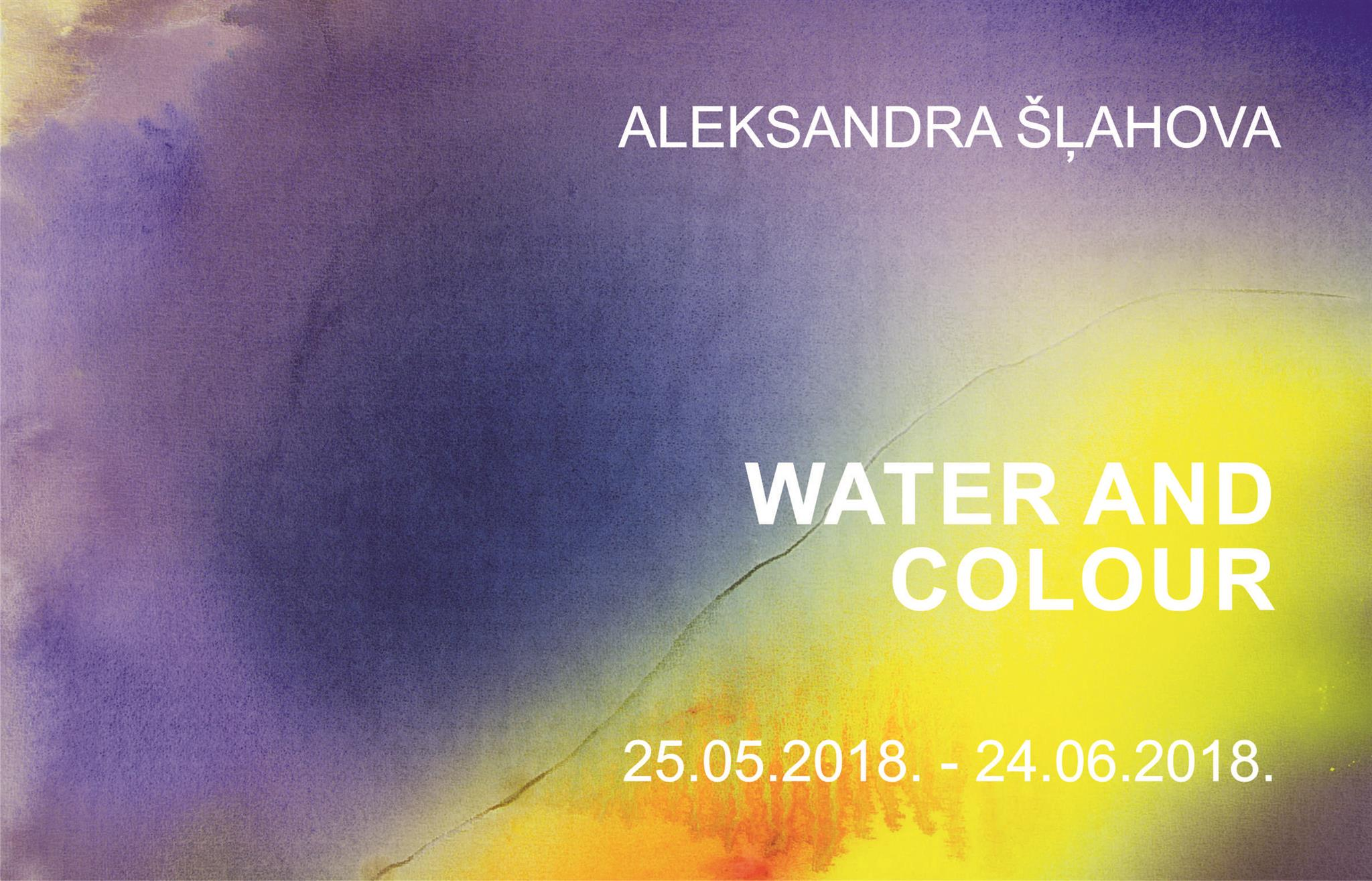 WATER AND COLOUR