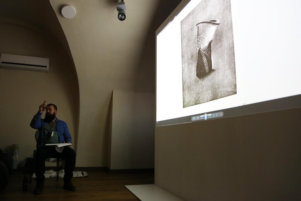 Презентации участников 7-го Международного латгальского симпозиума графики