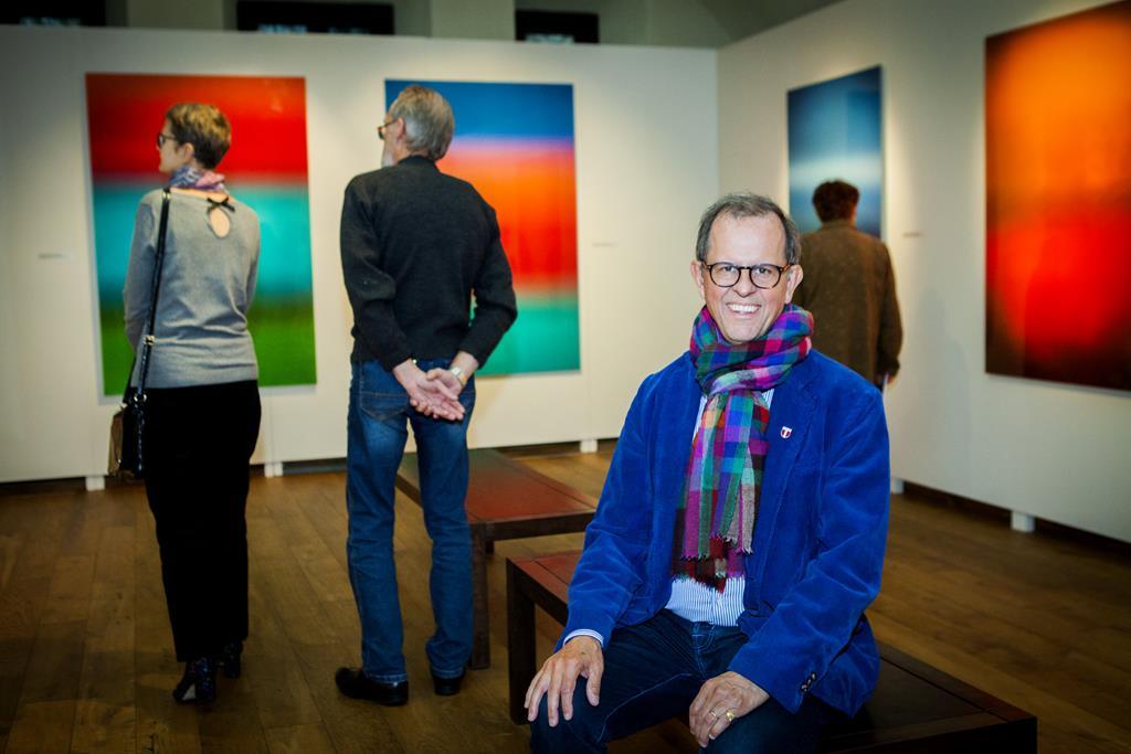 Sadarbībā ar Rotko centru Rīgā skatāma beļģu mākslinieka Īva Ullensa izstāde