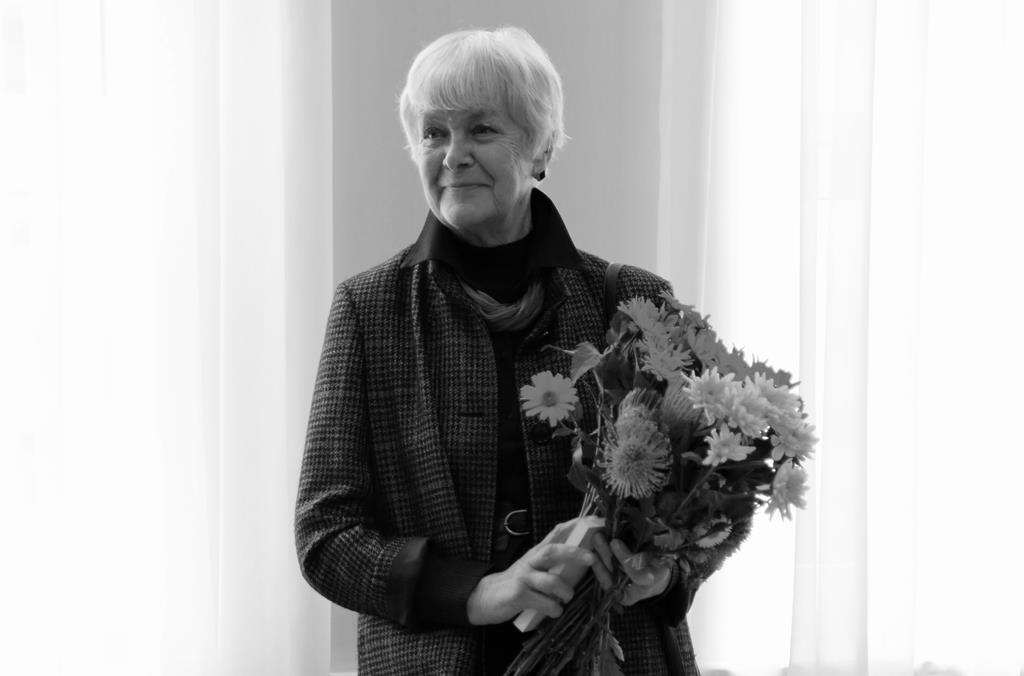 Mūžībā devusies izcilā Daugavpils māksliniece Silva Veronika Linarte