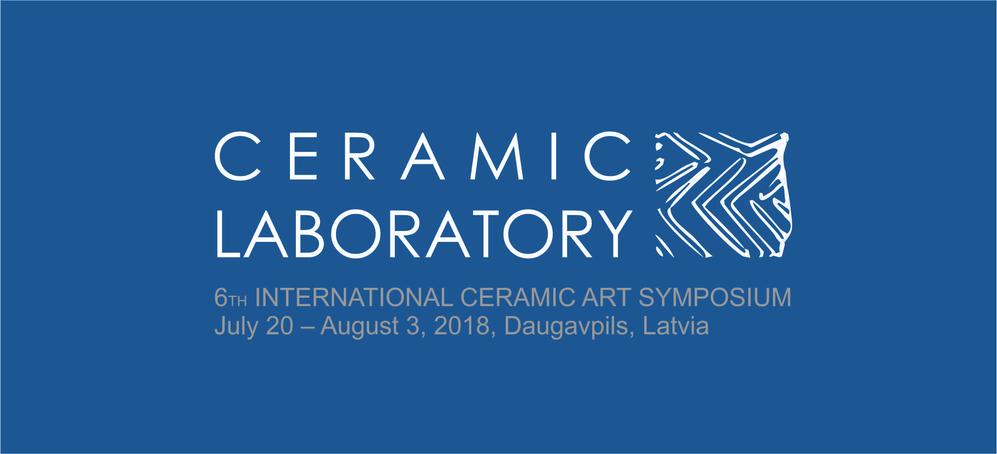 Daugavpils on the verge of an international ceramic art symposium