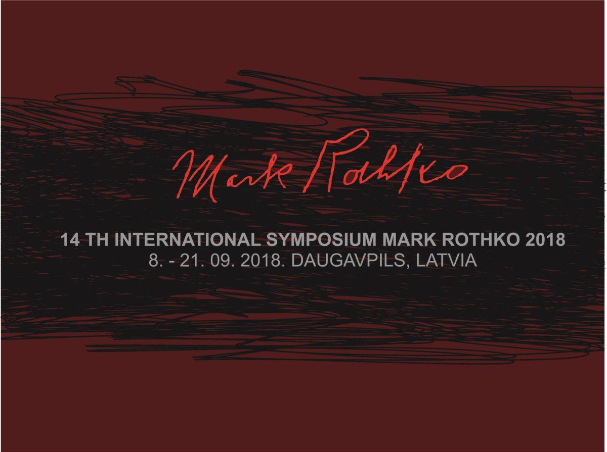 "Painting symposium ""Mark Rothko 2018"""