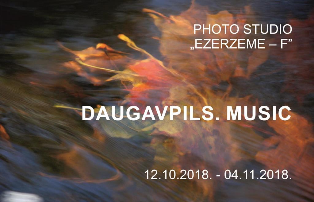 Daugavpils. Music