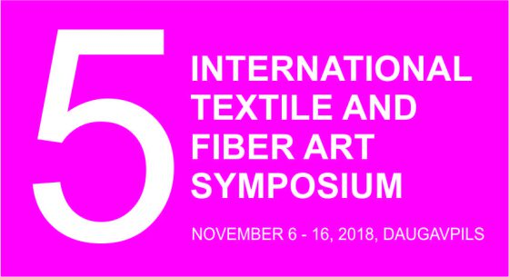 5th International Textile Art Symposium in Daugavpils