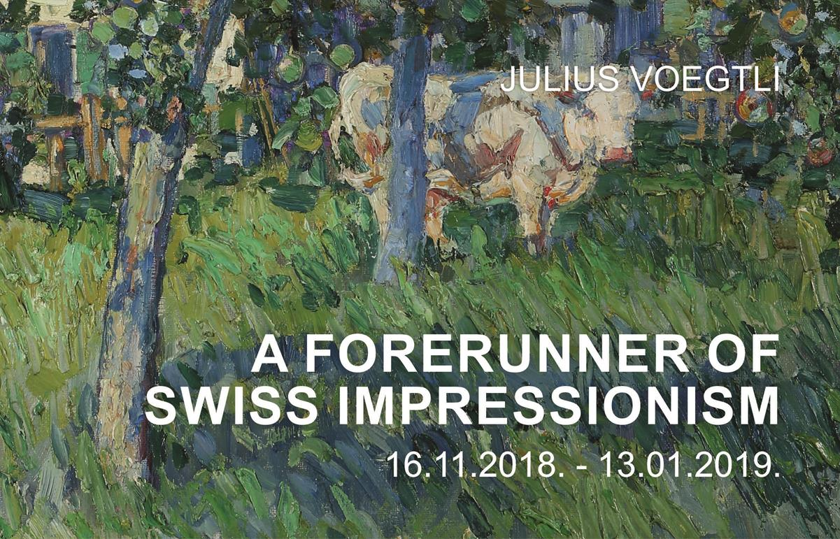 A FORERUNNER OF SWISS IMPRESSIONISM