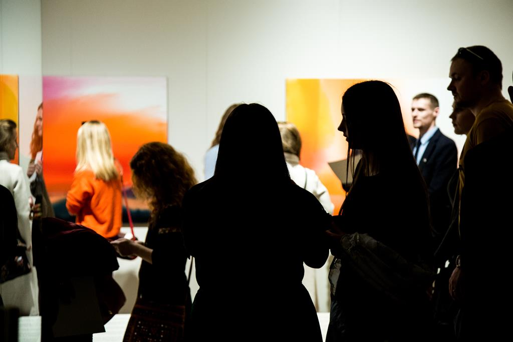 Discounted admission at the Rothko Centre in January 2019