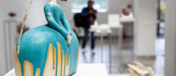 Baltic artists invited to participate in a juried exhibition of contemporary ceramics