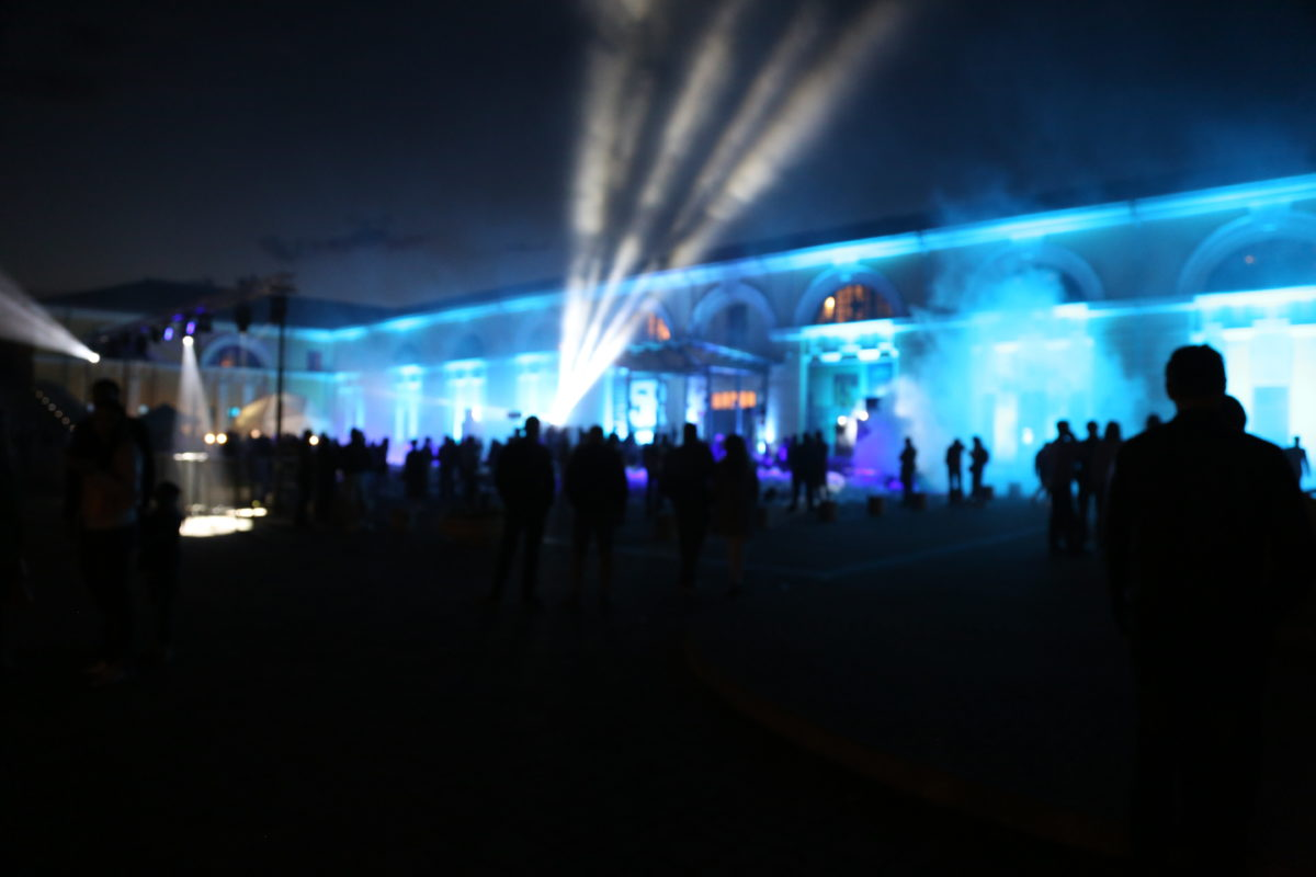 5. Mākslas nakts Daugavpilī