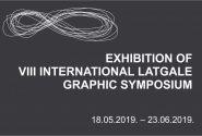 EXHIBITION OF VIII INTERNATIONAL LATGALE GRAPHIC SYMPOSIUM