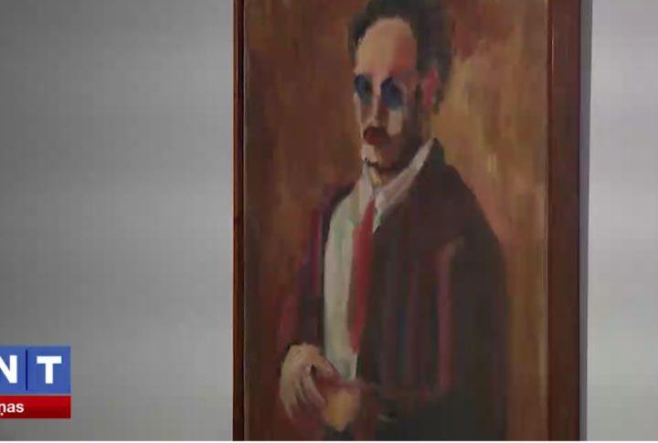 LNT Ziņas    Daugavpilī izstādītas jaunas Marka Rotko gleznas