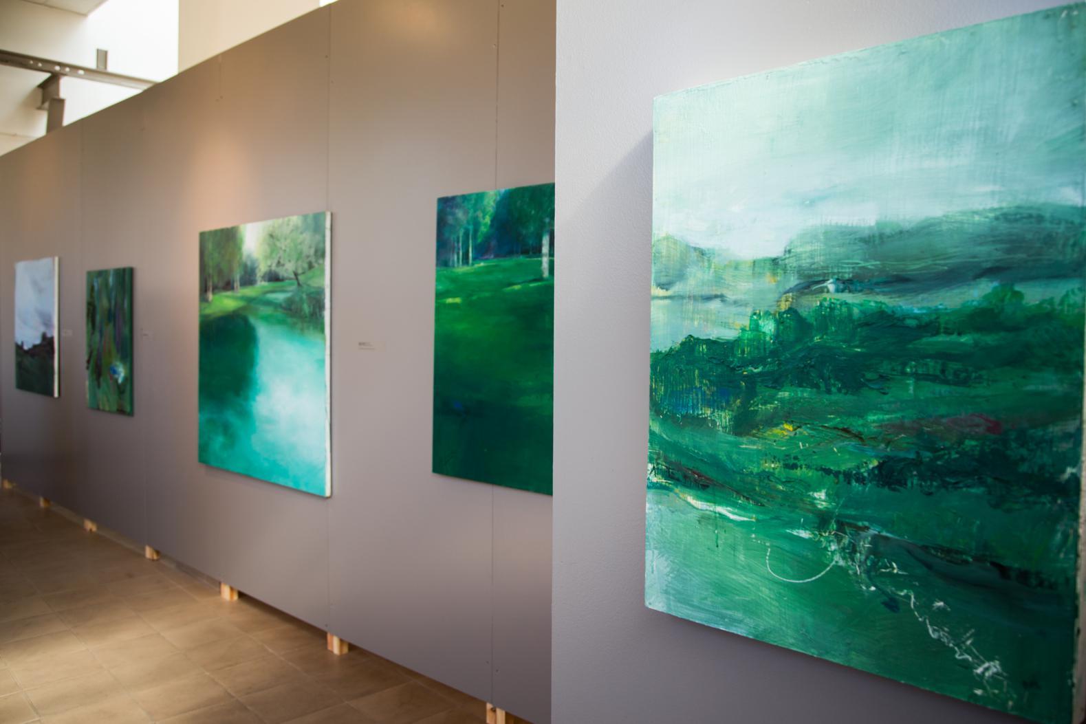 """Viļakā norisinās 3. starptautiskais glezniecības plenērs """"Valdis Bušs 2019"""""""