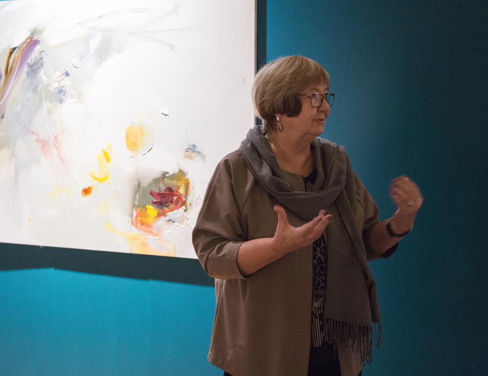 Mākslinieces Anitas Melderes personālizstāde Minskā