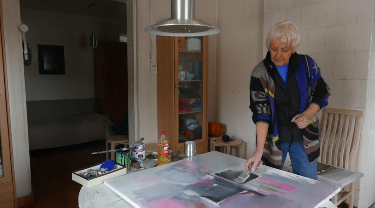 Līvānos notiks māksliniecei Silvai Linartei veltīts sarunu vakars