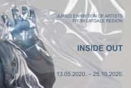 Inside Out. Juried Exhibition of Artists from Latgale Region