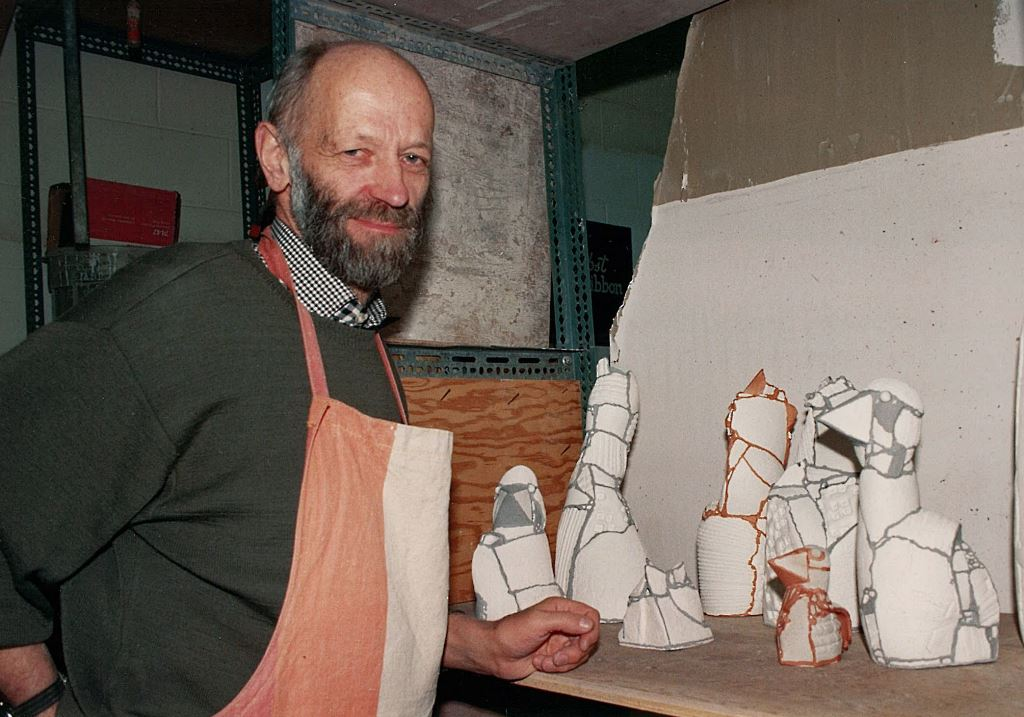 On Peter's Day, the Rothko Centre remembers the pioneer of Latvian contemporary ceramics, Pēteris Martinsons