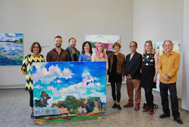 В Виляке состоится международный пленэр живописи  «Валдис Бушс»