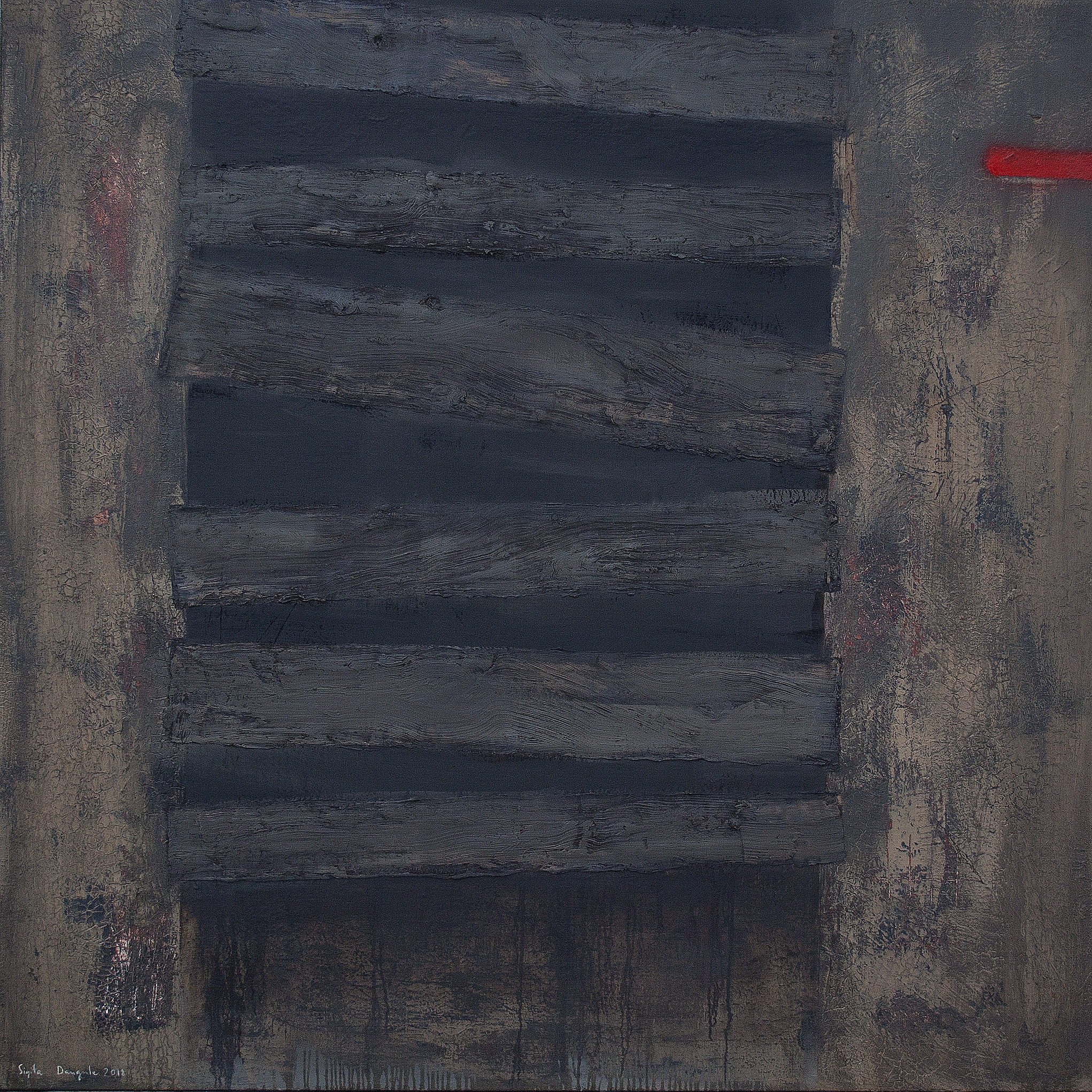 "Cultural Centre ""Siguldas Devons"" will show the exhibition ""Opening"" from the Rothko Centre collection"