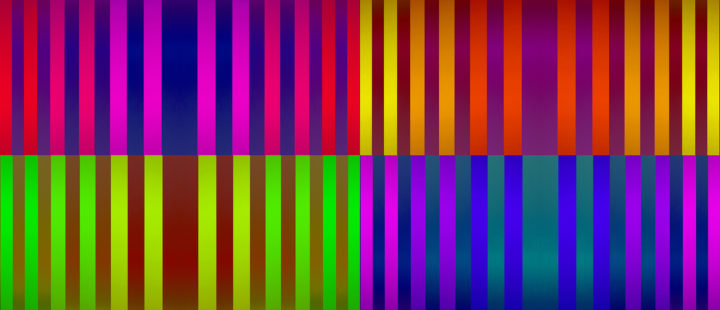 The Color of Light: Utopian Abstractions