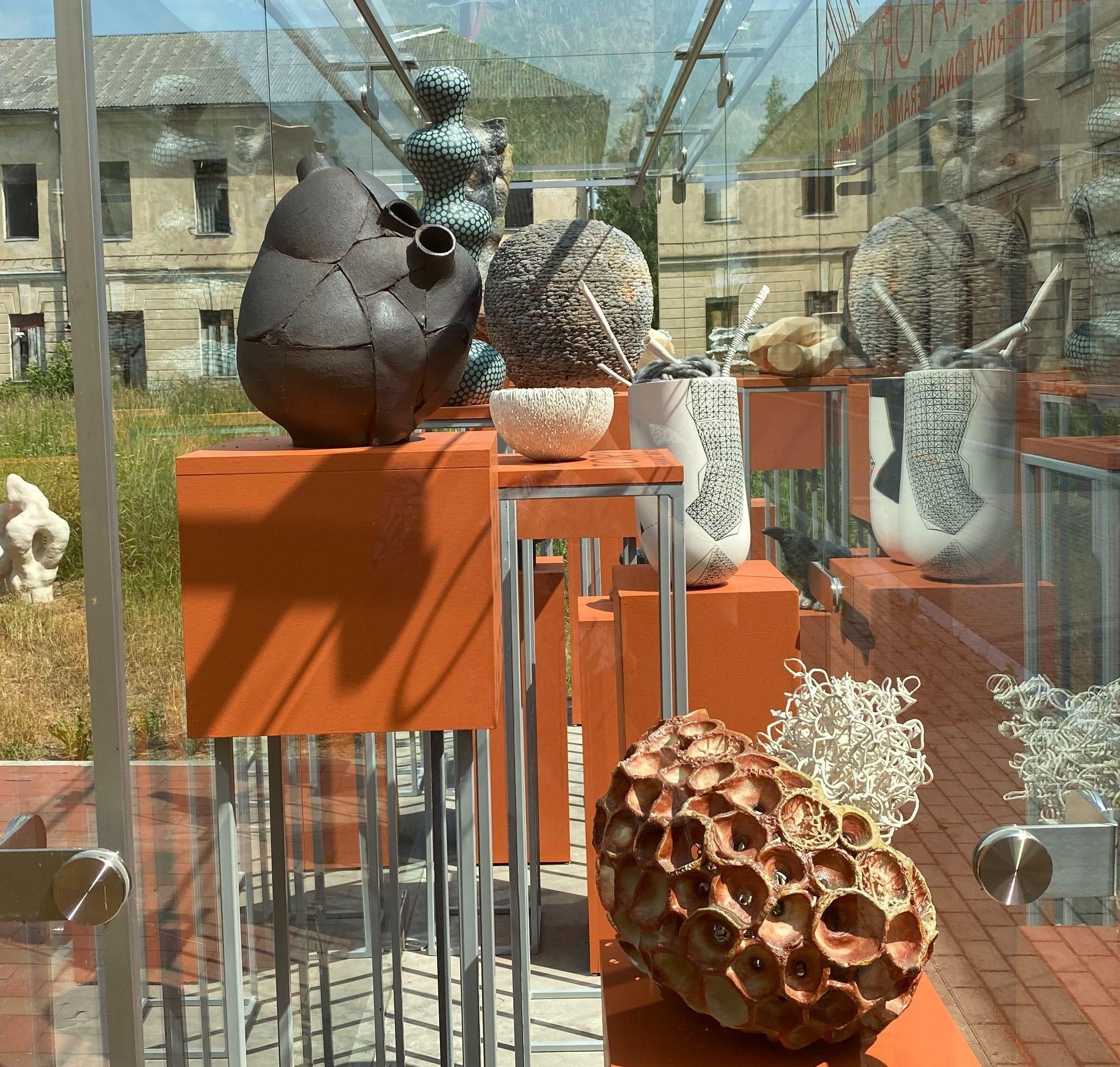 Darbu uzsākusi Keramikas laboratorija 2021