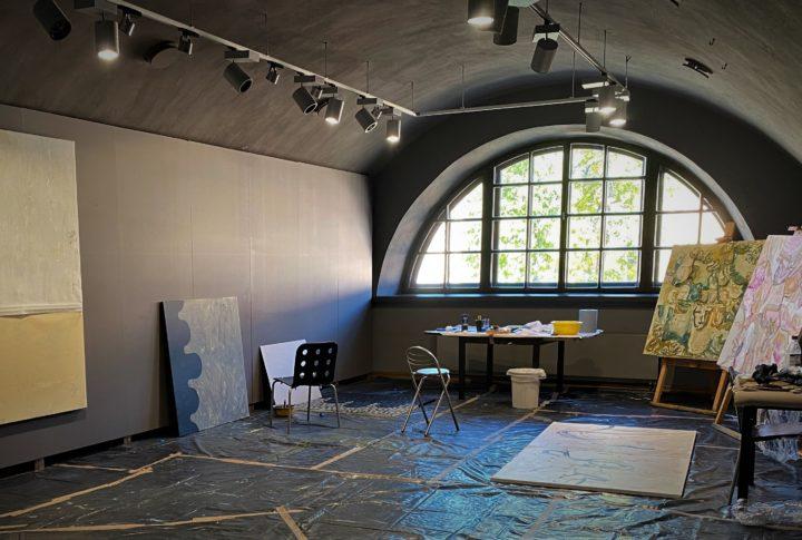"""Daugavpilī sācies 17. starptautiskais glezniecības simpozijs """"Marks Rotko 2021"""""""