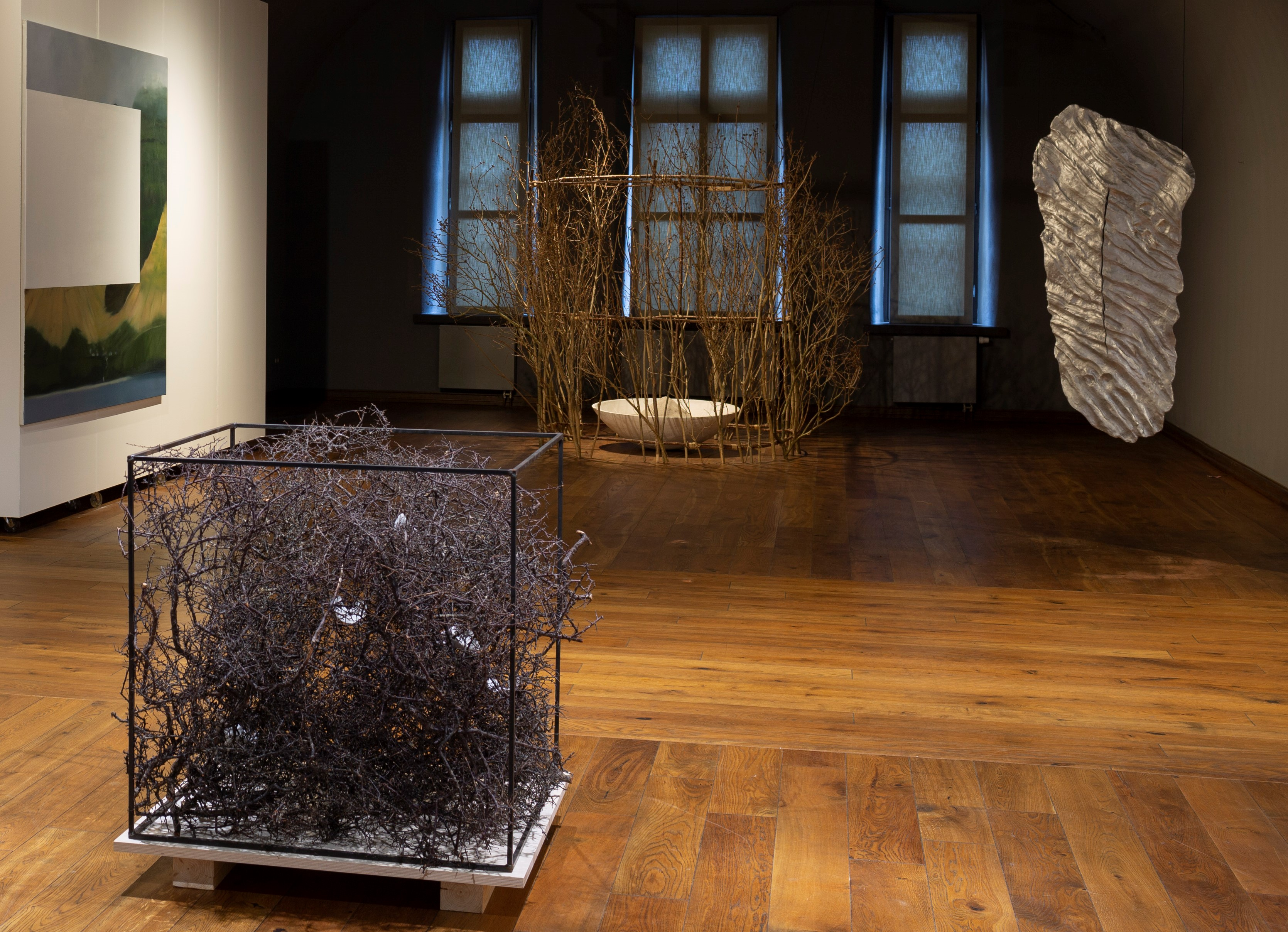 Opening of three new exhibitions