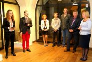 """Starptautiskā mākslas simpozija """"Mark Rothko 2015"""" atklāšana 10"""