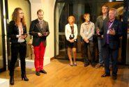 """Starptautiskā mākslas simpozija """"Mark Rothko 2015"""" atklāšana 11"""