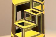 Starptautiskā keramikas mākslas simpozija CERAMIC LABORATORY atklāšana DMRMC 12