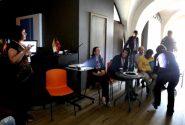 """Starptautiskais simpozijs """"Mark Rothko 2015"""" darba procesā 14"""