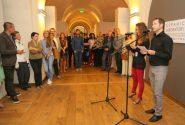 Starptautiskā keramikas mākslas simpozija CERAMIC LABORATORY atklāšana DMRMC 17