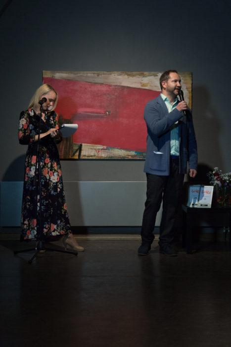 """Сlosing exhibition of the """"Mark Rothko"""" symposium"""
