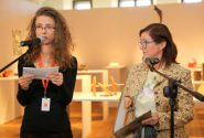 Starptautiskā keramikas mākslas simpozija CERAMIC LABORATORY atklāšana DMRMC 20