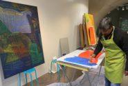 """Starptautiskais simpozijs """"Mark Rothko 2015"""" darba procesā 21"""