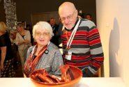 Starptautiskā keramikas mākslas simpozija CERAMIC LABORATORY atklāšana DMRMC 22