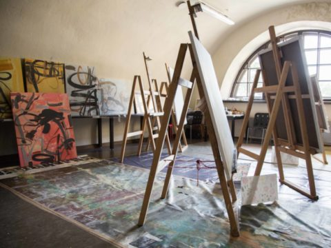 """Norisinās 2. starptautiskais glezniecības simpozijs """"Silva Linarte"""""""