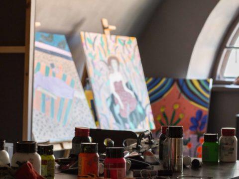 II международный симпозиум живописи СИЛВА ЛИНАРТЕ 2020 13