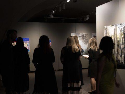 Заключительная выставка 2-го международного симпозиума живописи СИЛВА ЛИНАРТЕ 3