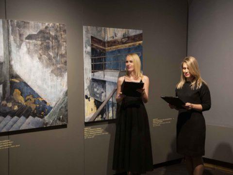 Заключительная выставка 2-го международного симпозиума живописи СИЛВА ЛИНАРТЕ 2
