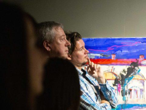 Заключительная выставка 2-го международного симпозиума живописи СИЛВА ЛИНАРТЕ 4