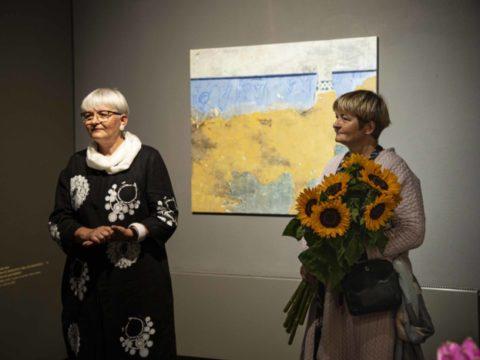 Заключительная выставка 2-го международного симпозиума живописи СИЛВА ЛИНАРТЕ 5