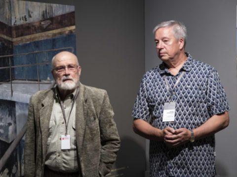Заключительная выставка 2-го международного симпозиума живописи СИЛВА ЛИНАРТЕ 9