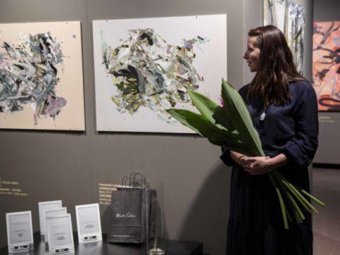 Заключительная выставка 2-го международного симпозиума живописи СИЛВА ЛИНАРТЕ 14