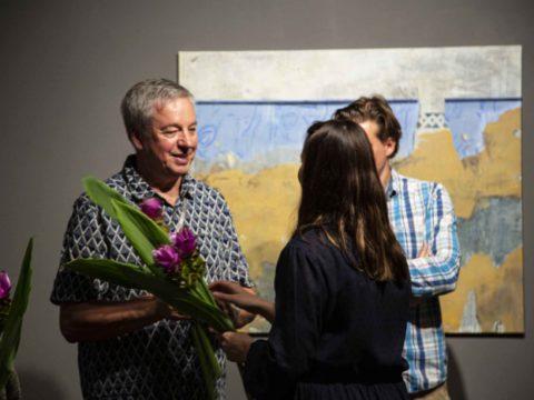 Заключительная выставка 2-го международного симпозиума живописи СИЛВА ЛИНАРТЕ 13