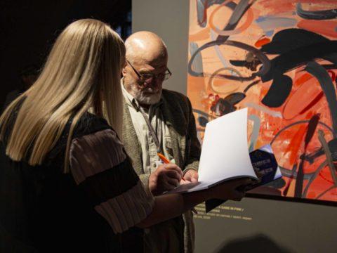 Заключительная выставка 2-го международного симпозиума живописи СИЛВА ЛИНАРТЕ 21