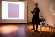 Presentations of participants of the painting symposium 6