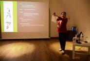 Glezniecības simpozija dalībnieku prezentācijas 7