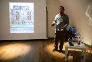 Glezniecības simpozija dalībnieku prezentācijas 9