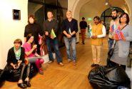 """Starptautiskā mākslas simpozija """"Mark Rothko 2015"""" atklāšana 3"""