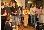 """Starptautiskā mākslas simpozija """"Mark Rothko 2015"""" atklāšana 4"""