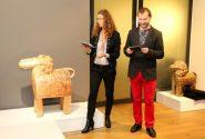 """Starptautiskā mākslas simpozija """"Mark Rothko 2015"""" atklāšana 5"""